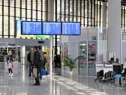 В международном аэропорту Сочи