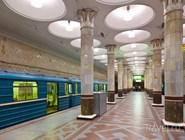 """Станция метро """"Киевская"""""""