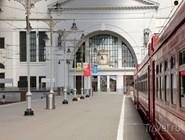 """""""Аэроэкспресс"""" на Киевском вокзале"""