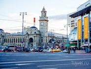 Площадь перед Киевским вокзалом