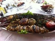 Долма с мидиями и другие традиционные болгарские блюда