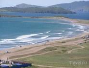 Пляж бухты Пограничная