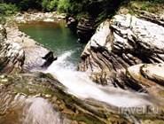 В каньоне реки Псахо