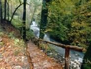 У Змейковских водопадов