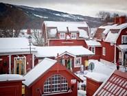 Оре: Швеция на лыжах