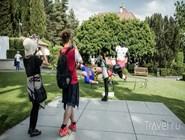 Обновленный Олимпийский музей в Лозанне