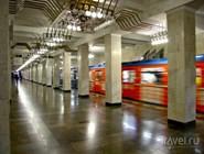 Станция Машиностроителей