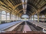Платформа Витебского вокзала