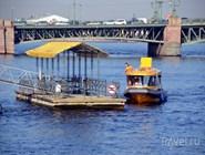 Водный общественный транспорт - аквабус