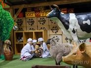 Юные ветеринары на ферме Кидбурга