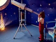 Сказочная обсерватория в доме Деда Мороза
