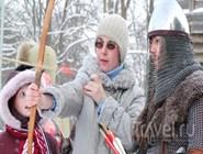Новый год в Великом Новгороде 2015