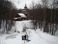 Новый год в Нижегородской области