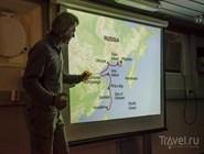 Лекция Фабриса о птицах Дальнего Востока