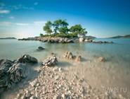 Природа побережья Хорватии