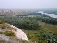 Река Дон в Волгоградской области