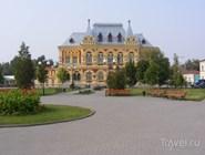 Здание историко-краеведческого музея в Камышине