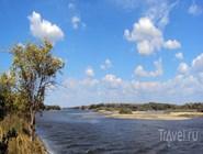 Река Медведица впадает в Дон