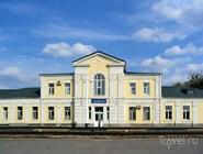 Железнодорожная станция Себряково