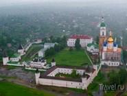 Вид на Тобольский кремль