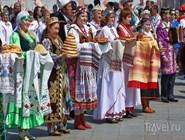 Тюменская область многонациональна