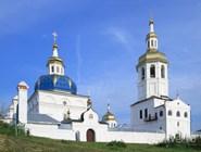 Монастырь в Абалаково