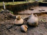 Археологические находки Ингальской долины