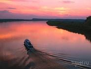Реки Тюменской области велики и полноводны