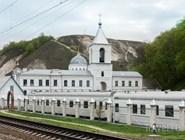 Православный монастырь в Дивногорье