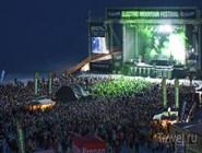 Фестиваль в Зёльдене