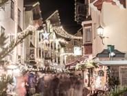 Рождественский рынок в Кицбюэле