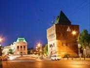 Исторические башни Нижнего Новгорода