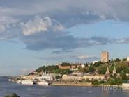 Порт Нижнего Новгорода
