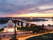 Мост в Нижнем Новгороде
