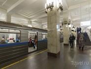 """Станция метро """"Московская"""""""