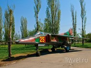 МИГ - 27 в музее в Парке Победы