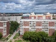 Современный район Новосибирска