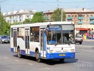 Автобус в Уфе - главный транспорт