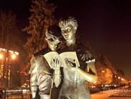 "Памятник героям Гайдая, он же скульптура ""Студенчество"""