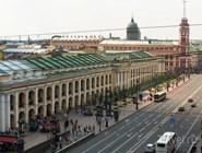 Невский проспект и Гостиный двор