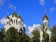Вид на храм Христа Спаистеля