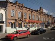 В старом центре Перми