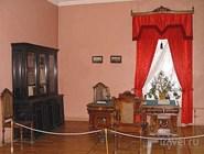 Экспозиция дома-музея Н.Г.Славянова
