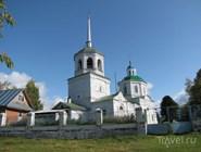Церковь в Пермском крае