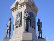 Монумент в честь 1000-летия Ярославля