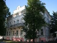 Здание Музея истории Ярославля