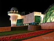 Обсерватория планетария Ярославля