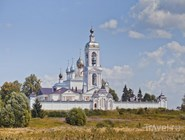 Монастырь Сошествия Креста Господня в Антушково