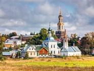 Суздаль - город церквей