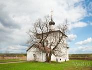 Борисоглебская церковь, один из старейших храмов страны